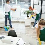 Top 5 services offered by cleaning companies