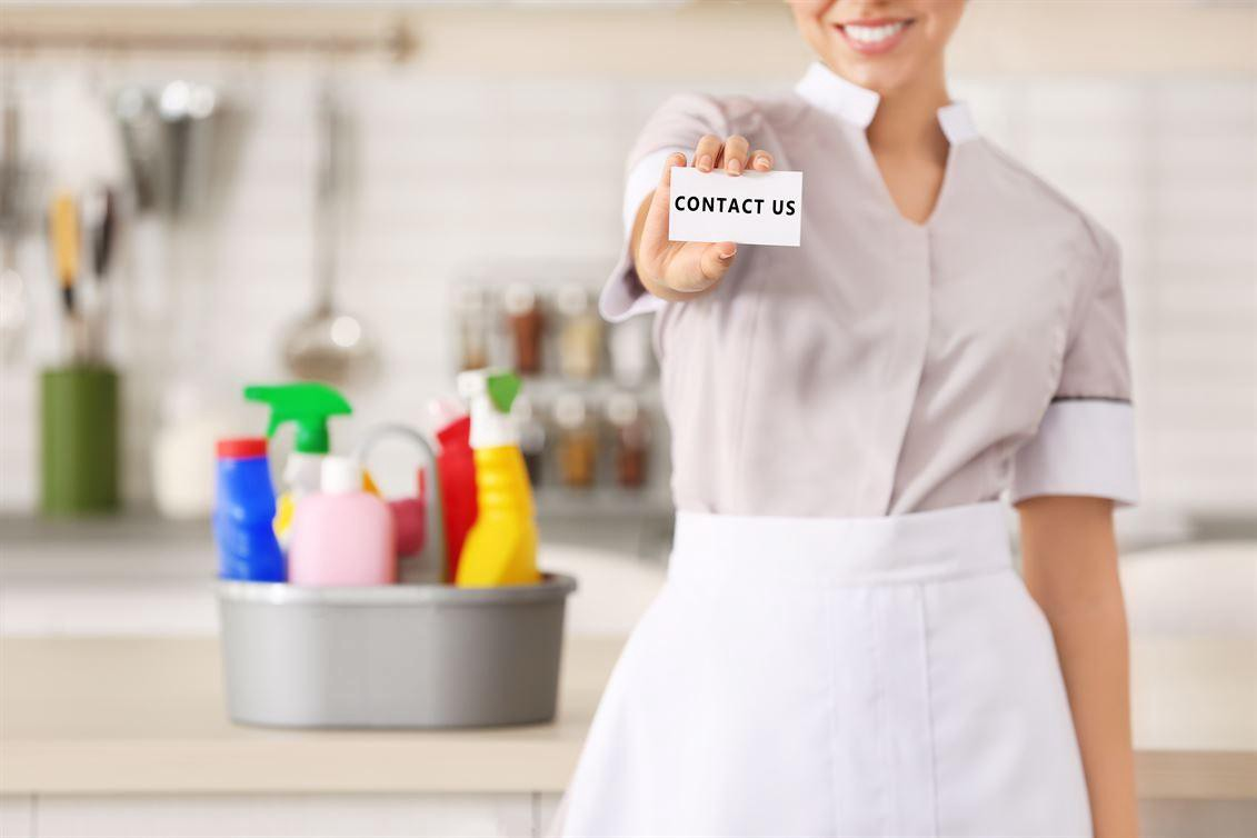 Checklist before booking commercial and residential cleaning services